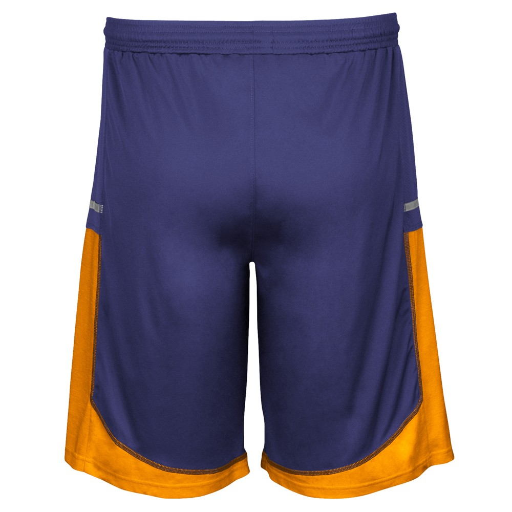 NCAA-Adidas-Men-039-s-Sideline-Player-Performance-Climalite-Basketball-Shorts thumbnail 16