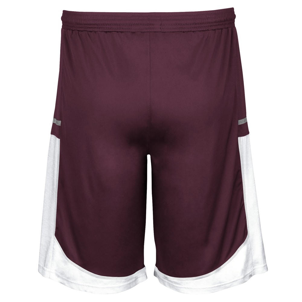 NCAA-Adidas-Men-039-s-Sideline-Player-Performance-Climalite-Basketball-Shorts thumbnail 43