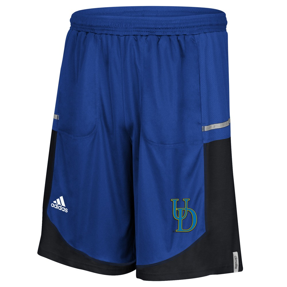 NCAA-Adidas-Men-039-s-Sideline-Player-Performance-Climalite-Basketball-Shorts thumbnail 12