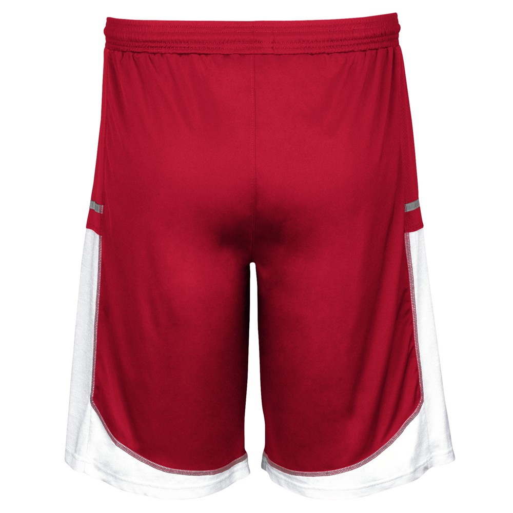 NCAA-Adidas-Men-039-s-Sideline-Player-Performance-Climalite-Basketball-Shorts thumbnail 37