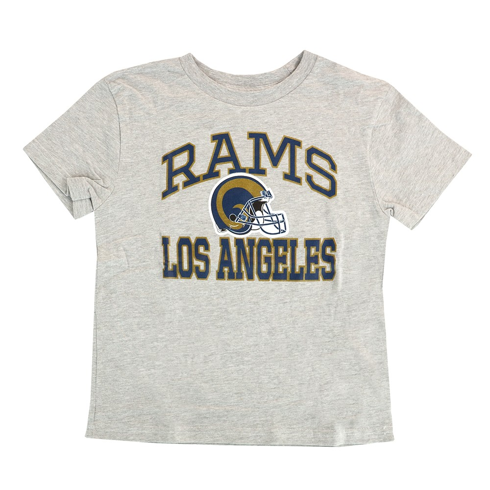 Los Angeles Rams Outerstuff NFL Boys Grey