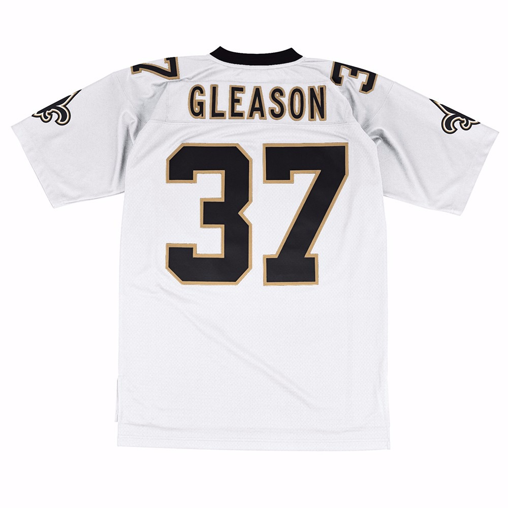 NFL-Mitchell-amp-Ness-Throwback-Player-Road-White-Legacy-Jersey-Collection-Men-039-s thumbnail 65