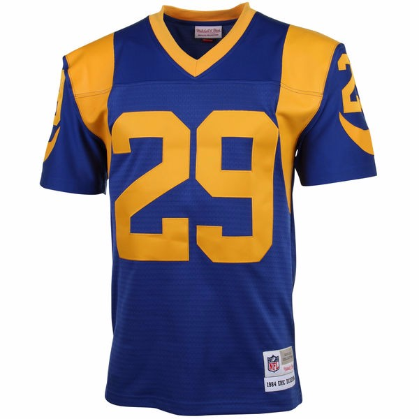 best service d19ab ae7d8 Details about NFL Mitchell & Ness Throwback Home/Away Jersey Collection  Men's