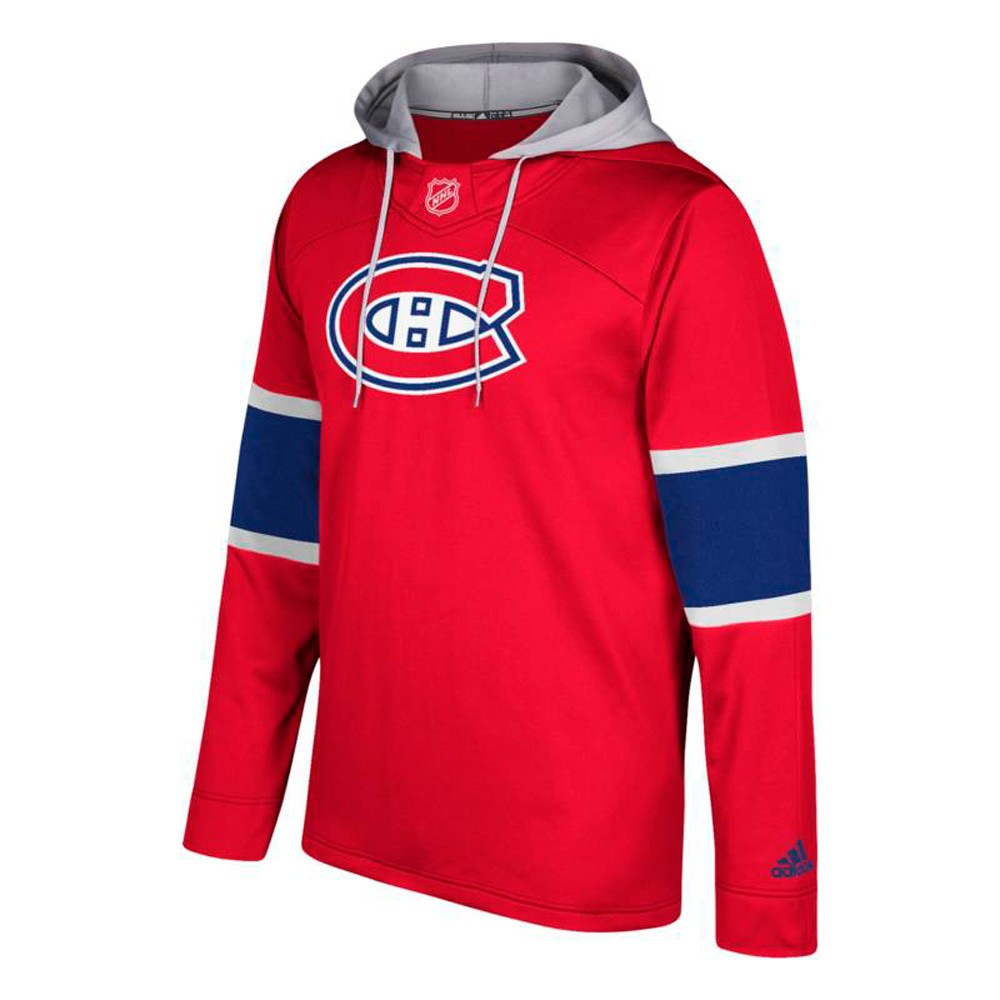 superior quality factory outlets the sale of shoes mens montreal canadiens ccm red jersey pullover hoodie f5221b9d2 ...
