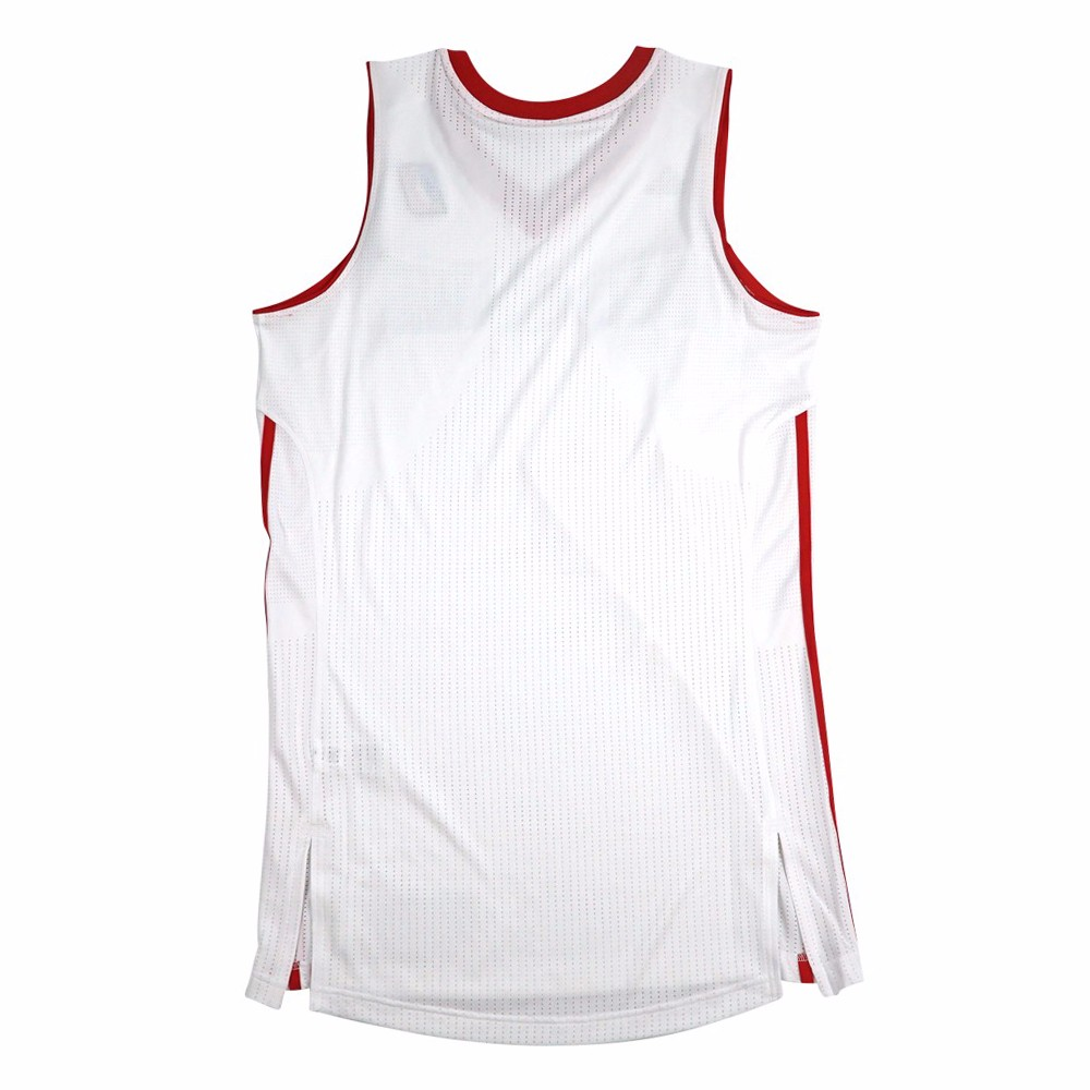 f5f6bb8e3a20 NBA Adidas D-League Authentic On-Court Team Issued Pro Cut Jersey ...