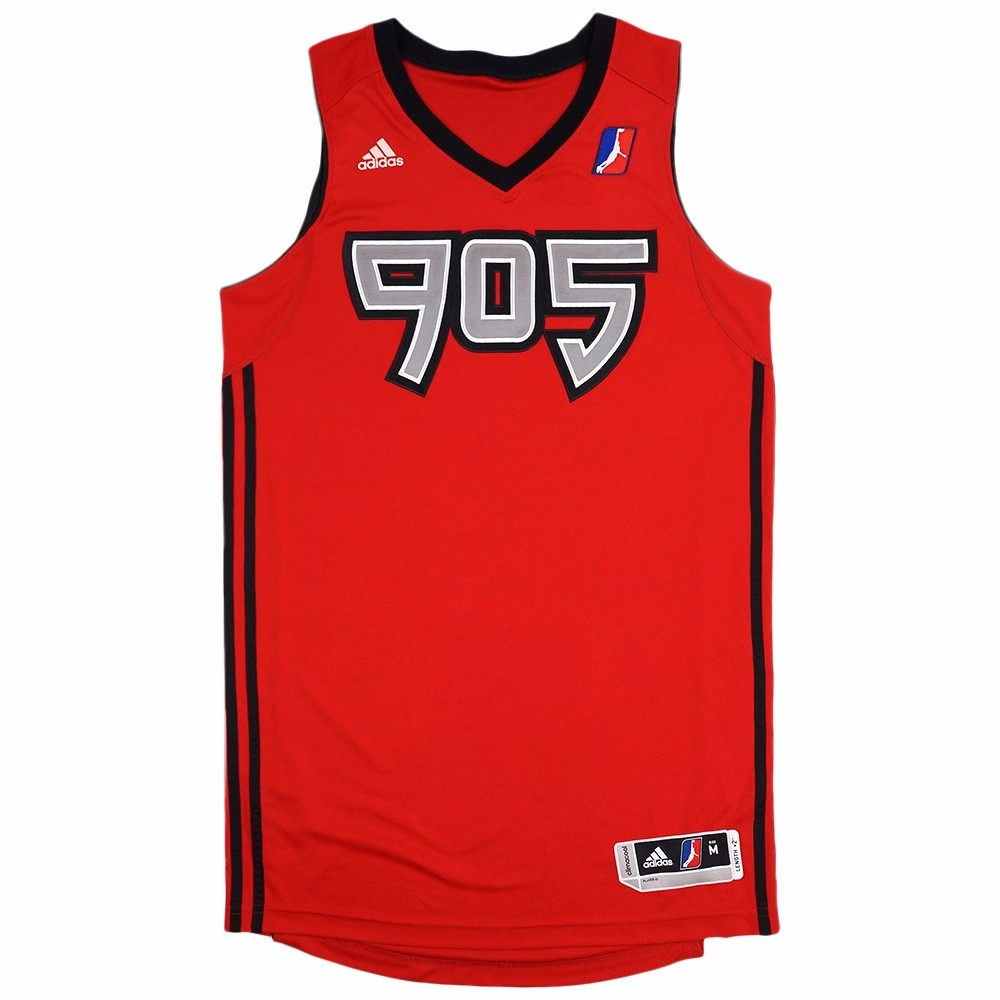 ab6562f2993f NBA Adidas D-League Authentic On-Court Team Issued Pro Cut Jersey Men s