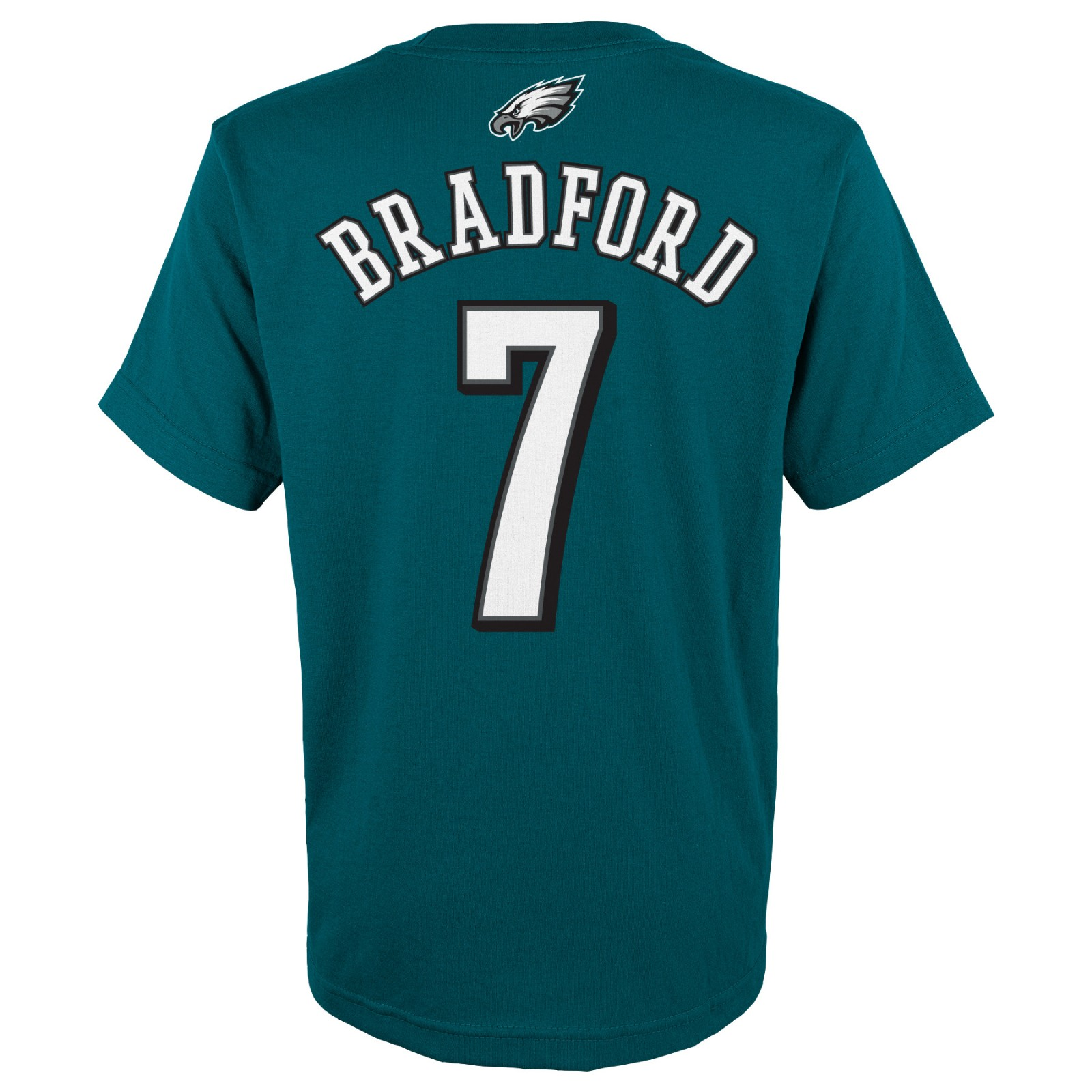 72adbbf0d48 Sam Bradford NFL Philadelphia Eagles Teal