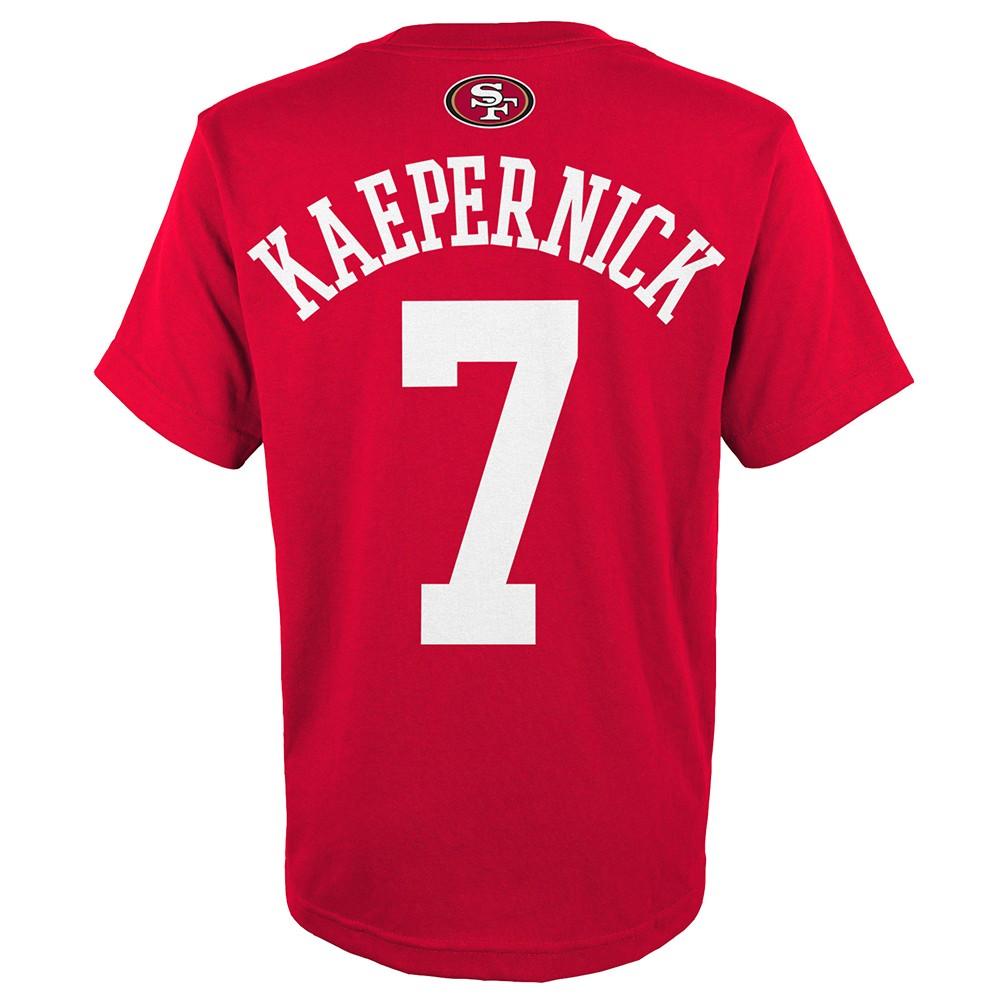 Colin Kaepernick NFL San Francisco 49ers