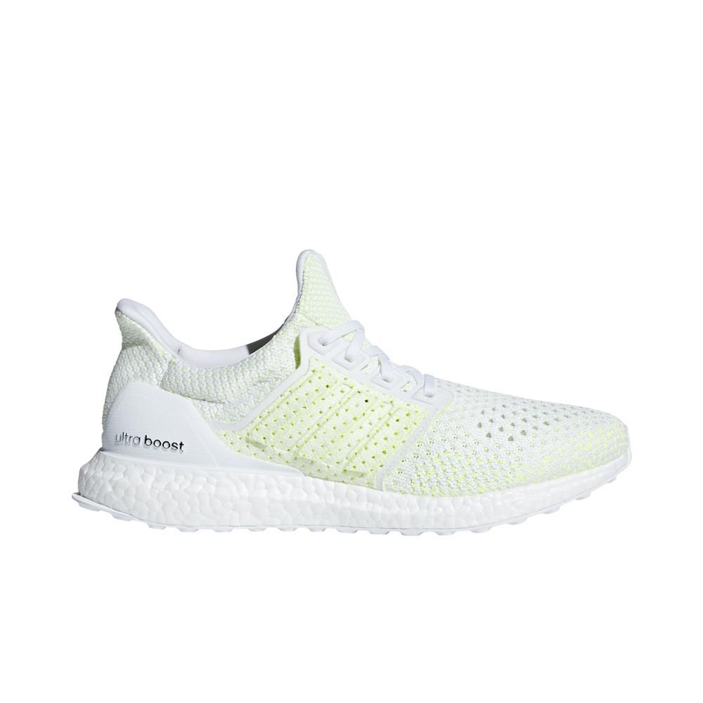 e51a628f08205 Adidas UltraBoost Clima (Cloud White Cloud White Solar Yellow) Men Shoes  AQ0481