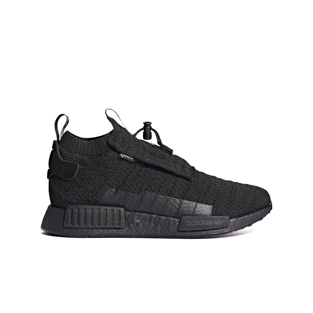 563ab1d6637 Adidas NMD TS1 Primeknit GTX (Core Black Core Black) Men s Shoes AQ0927