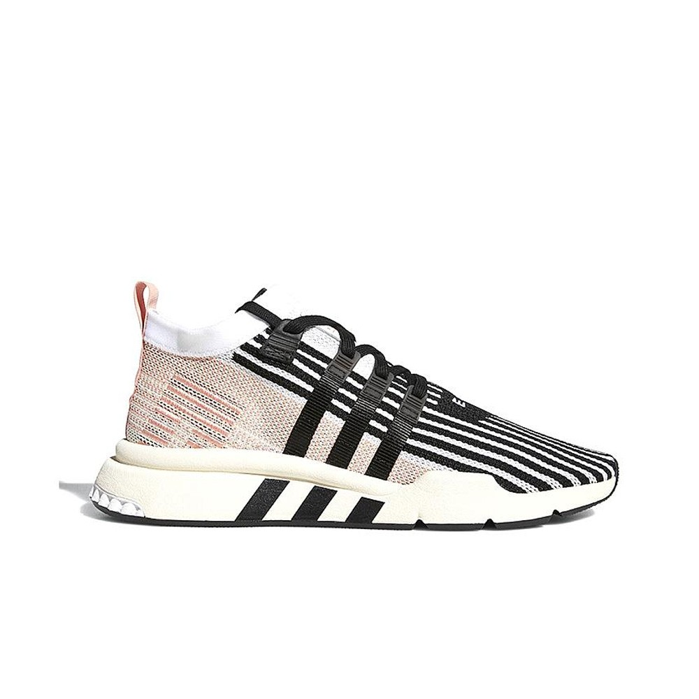 save off 1e8cd c4825 Details about Adidas EQT Support Mid Adv Primeknit (Cloud White/Trace Pink)  Men's Shoes AQ1048