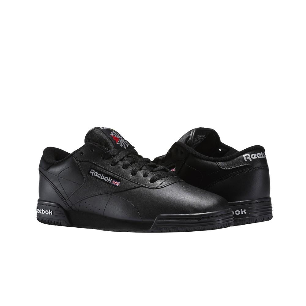 1c14cb217f37 Details about Reebok Classics Exo-Fit Lo (White Royal Blue) Clean Logo INT  Men s Shoes AR3168