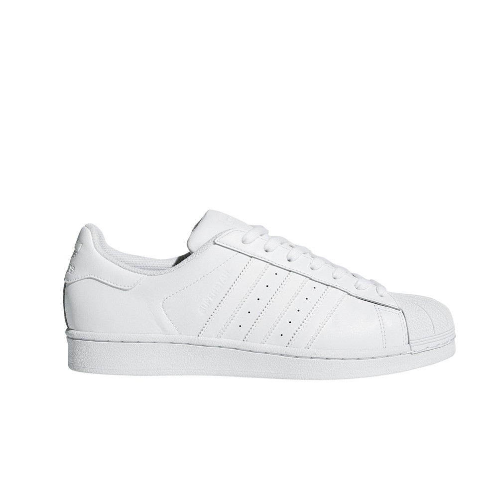 4268b46105b42 Adidas Originals Superstar OG Foundation (Cloud White) Men s Shoes B27136