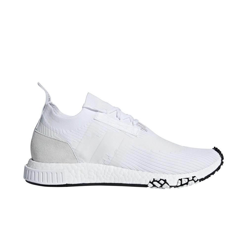 45c130fa4f348 Adidas NMD Racer (Cloud White Cloud White Cloud White) Men s Shoes B37639