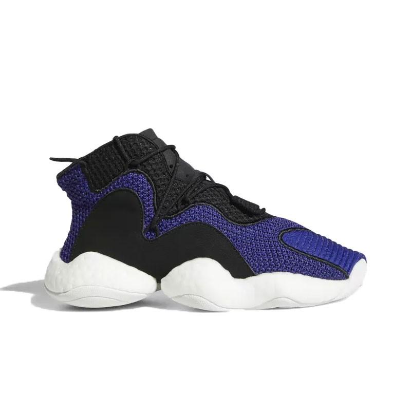 Details about Adidas Crazy BYW Boost (Real PurpleCore BlackCloud White) Kids Shoes B41931
