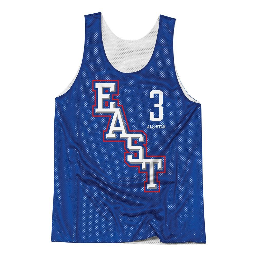f415e27e51f Allen Iverson Mitchell & Ness Philadelphia 76ers 2004 All Star ...