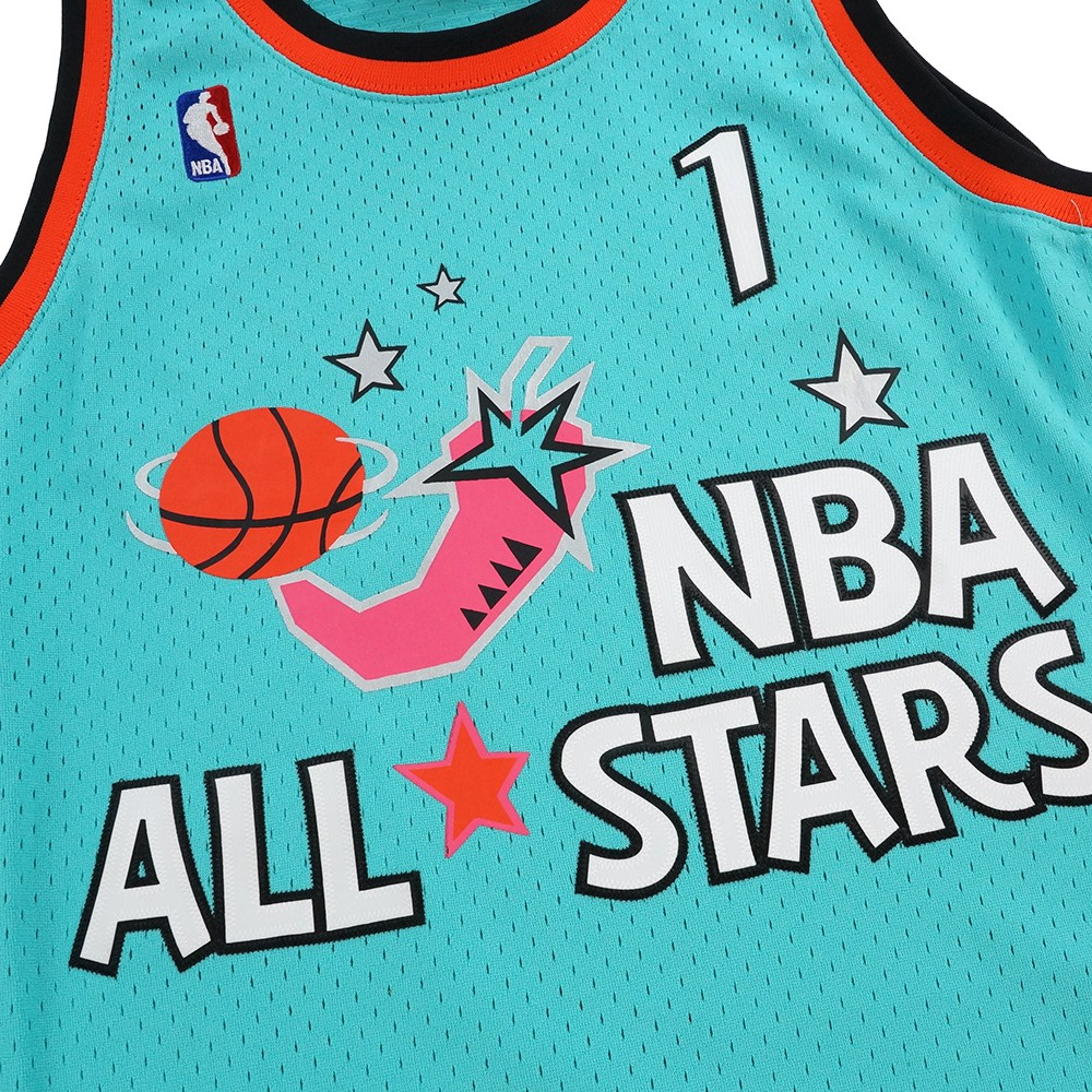 5000d58a7a6 1983-2004 NBA All Star East West Mitchell & Ness Swingman Throwback Jersey  Men's Sports Mem, ...