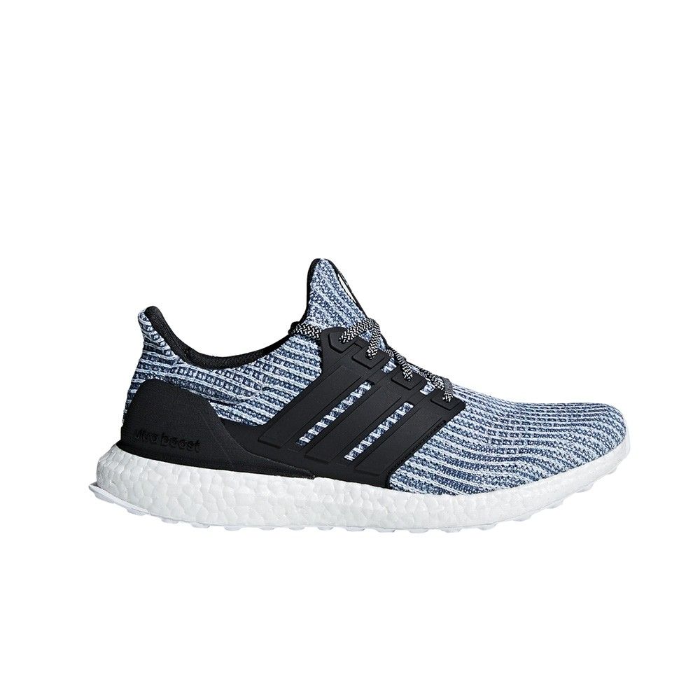 Details about Adidas UltraBoost Parley (Cloud WhiteCarbonBlue Spirit) Men's Shoes BC0248