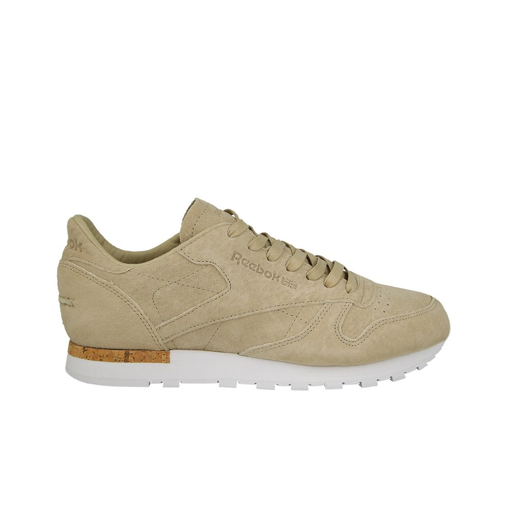 official outlet store sale 50% price Details about Reebok Classic Leather Lst (OATMEAL/ DRIFTWOOD/WHITE) Men's  Shoes BD1900
