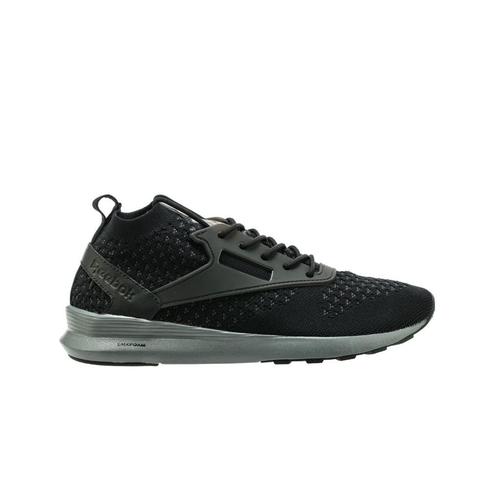 d03989c4 Details about Reebok Zoku Runner Ultraknit Is (BLACK/ALLOY) Men's Shoes  BD4178
