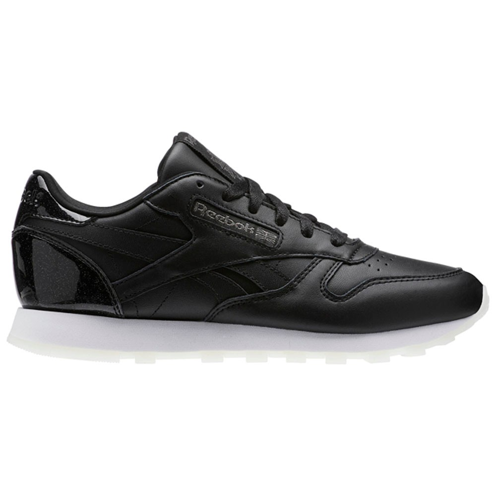 b695f8d8ba7 Reebok Classic Leather L (PEARL- BLACK WHITE ICE) Women s Shoes BD5806