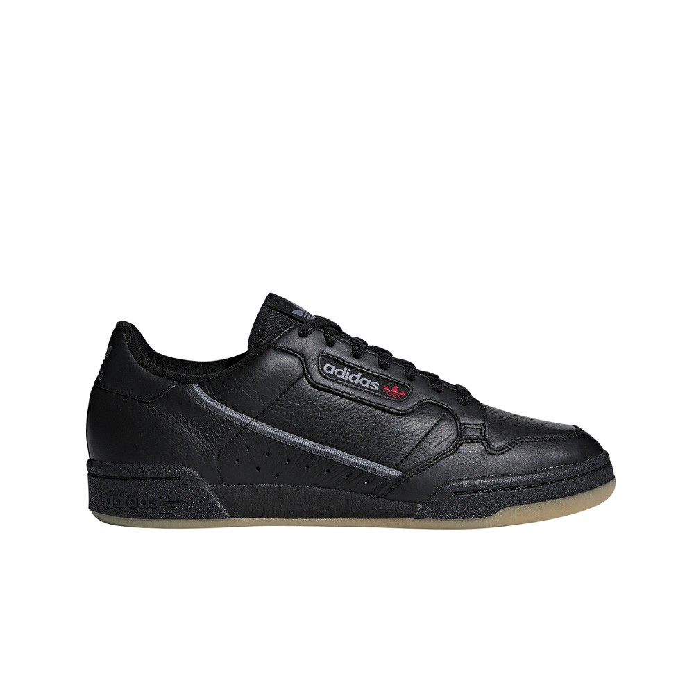 Details about Adidas Originals Continental 80 (Core BlackGreyGum) Men's Shoes BD7797