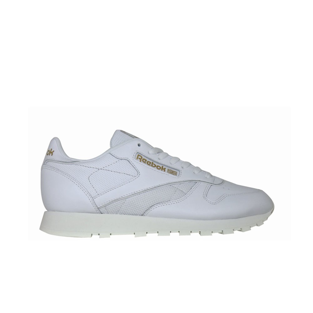 8ca99abce14 Details about Reebok Classic Leather Alr (WHITE CHALK SNOWY GREY RB) Men s  Shoes BS5241