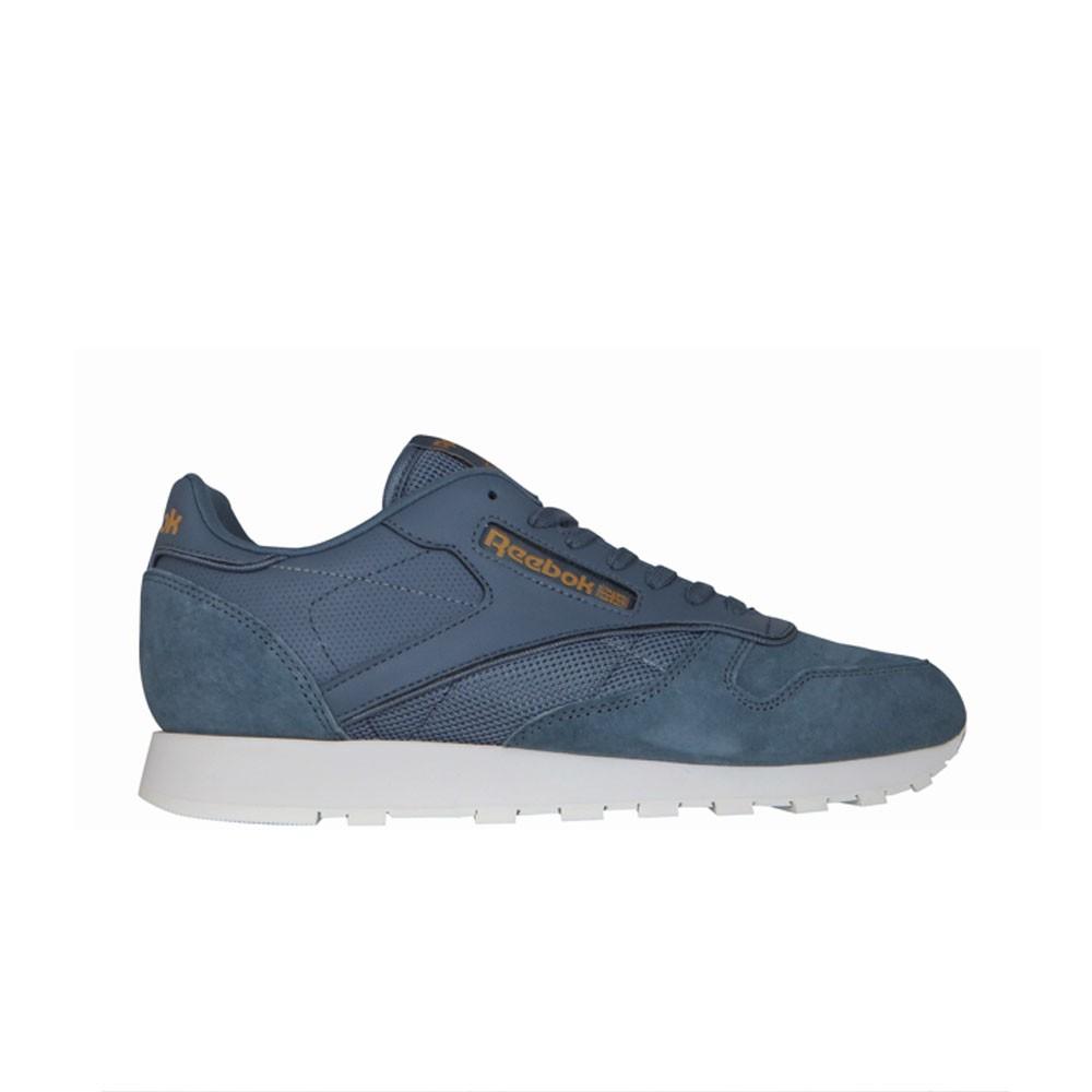 9d877e482f70 Details about Reebok Classic Leather Alr (ASTEROID DUST CHALK BASEB) Men s  Shoes BS5242