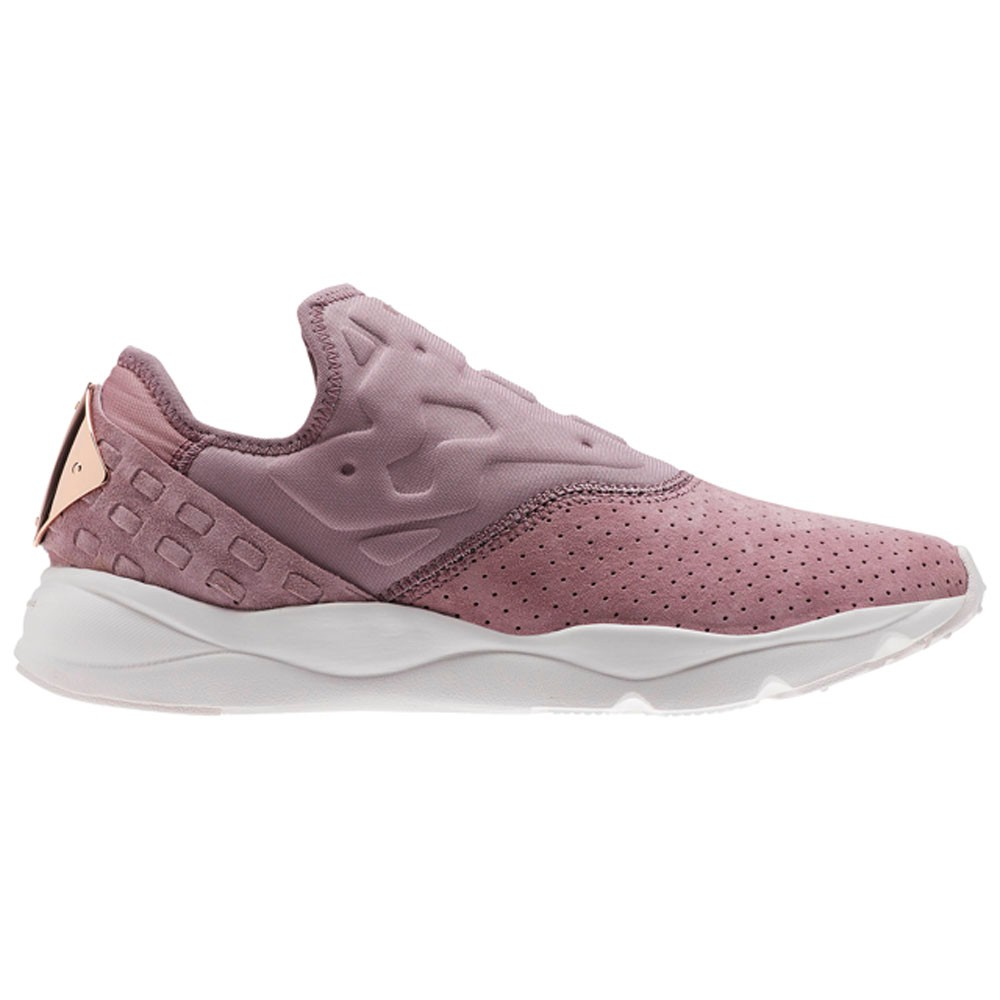 05a085cd913 Reebok Furylite Slip On Fbt (SMOKY ORCHID LILAC ASH) Women s Shoes BS6412