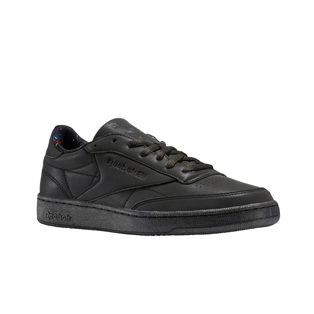 9a99d526f9b Details about Reebok Club C 85 Tdg (BLACK/SILVER MET/COAL) Men's Shoes  BS6470