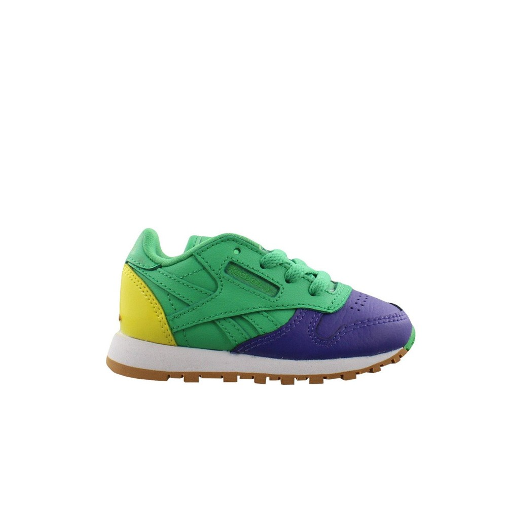d541280db2e Reebok Classic Leather Dessert Pack (CP-TEAM PURPLE) Toddler Shoes BS7509