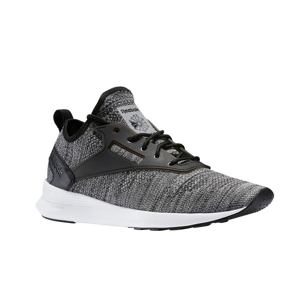 fff357e9c5e Reebok Zoku Runner Ism (BLACK FLINT GREY STEEL WH) Men s Shoes BS8320