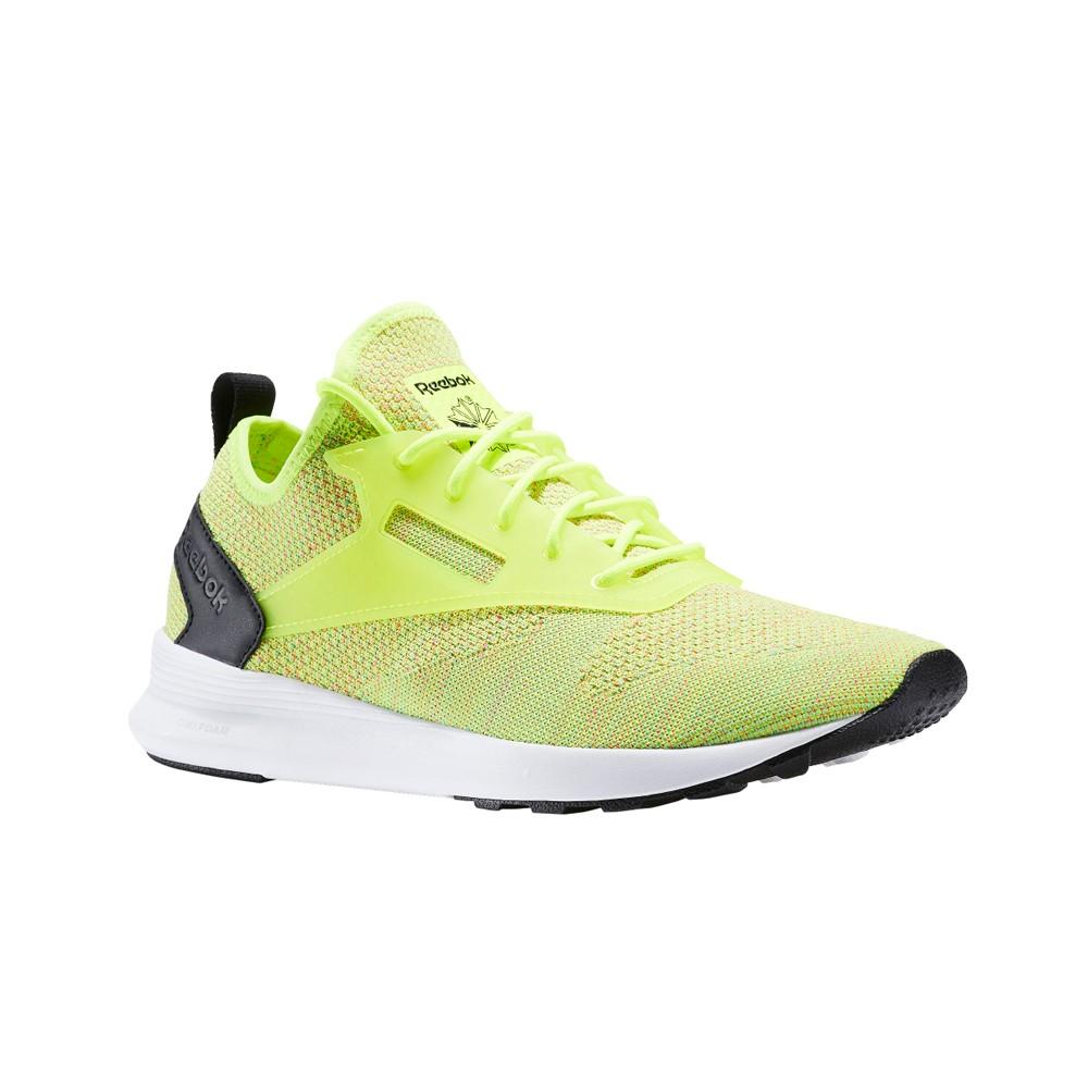 5b85d8b5047e Reebok Zoku Runner Ism (SOLAR YELLOW NEON BLUE SO) Men s Shoes BS8321