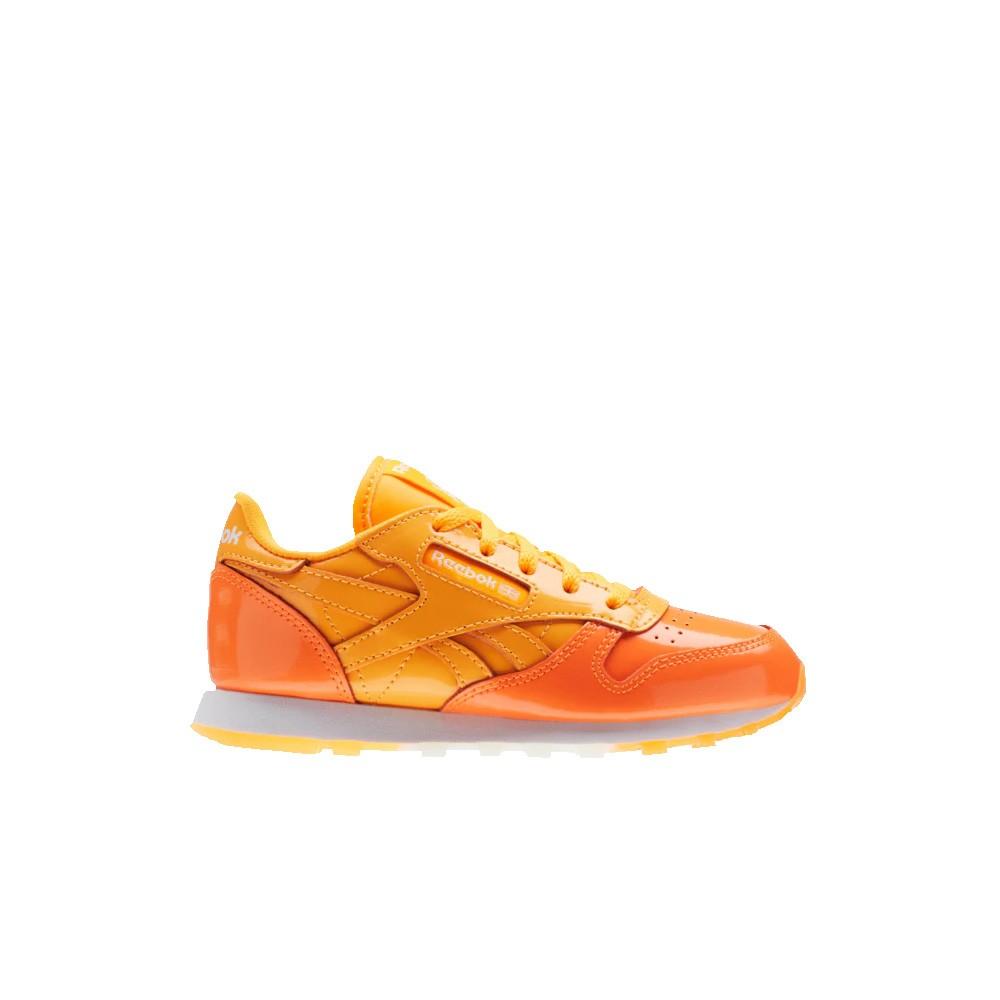 b0a178c24b8 Reebok Classic Leather Dessert Pack (FT-FIRESPARK ORANGE ) Kids Shoes BS9161