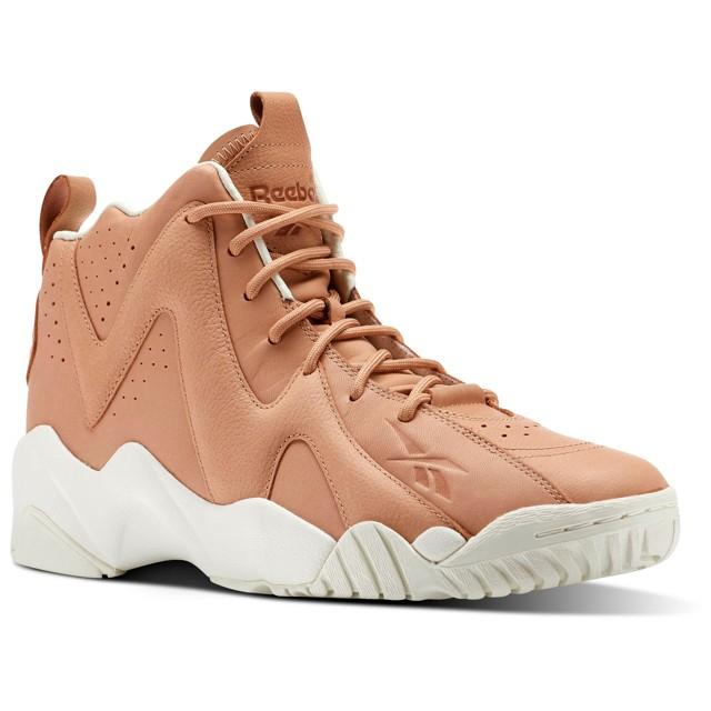 Details about Reebok Kamikaze ii Vegtan (British TanChalk) Men's Shoes BS9669