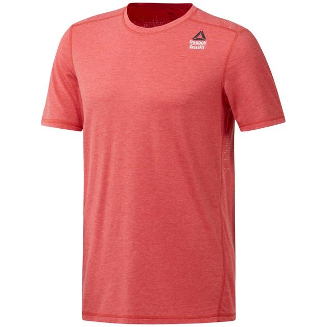 Details about Reebok Men\u0027s CrossFit Burnout T,Shirt (Primal Red) CD7628