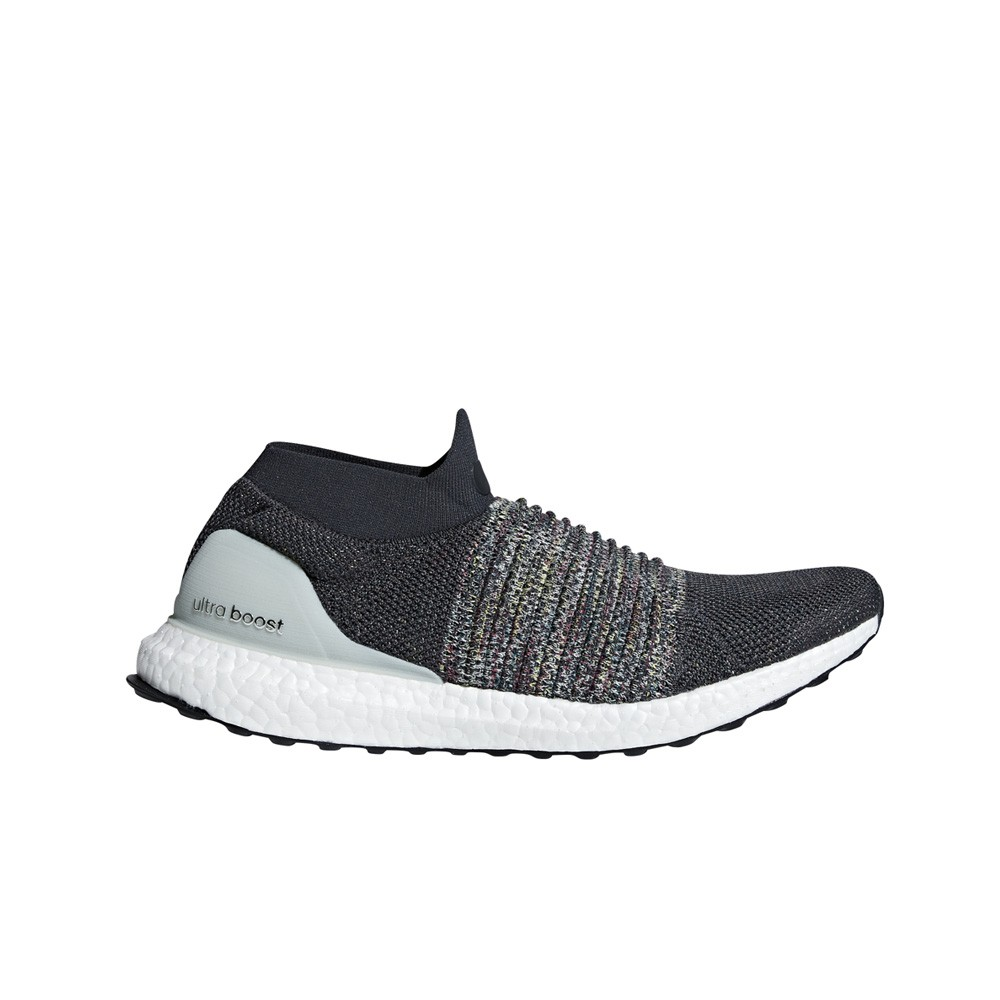 380cba66a Adidas UltraBoost Laceless (Carbon Solid Grey Ash Silver) Men s Shoes CM8267