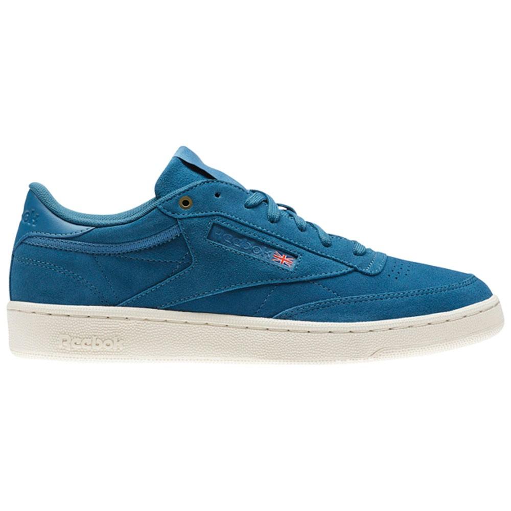17b1c0728fe Reebok Club C 85 Mcc (MT. FUJI CHALK) Men s Shoes CM9295