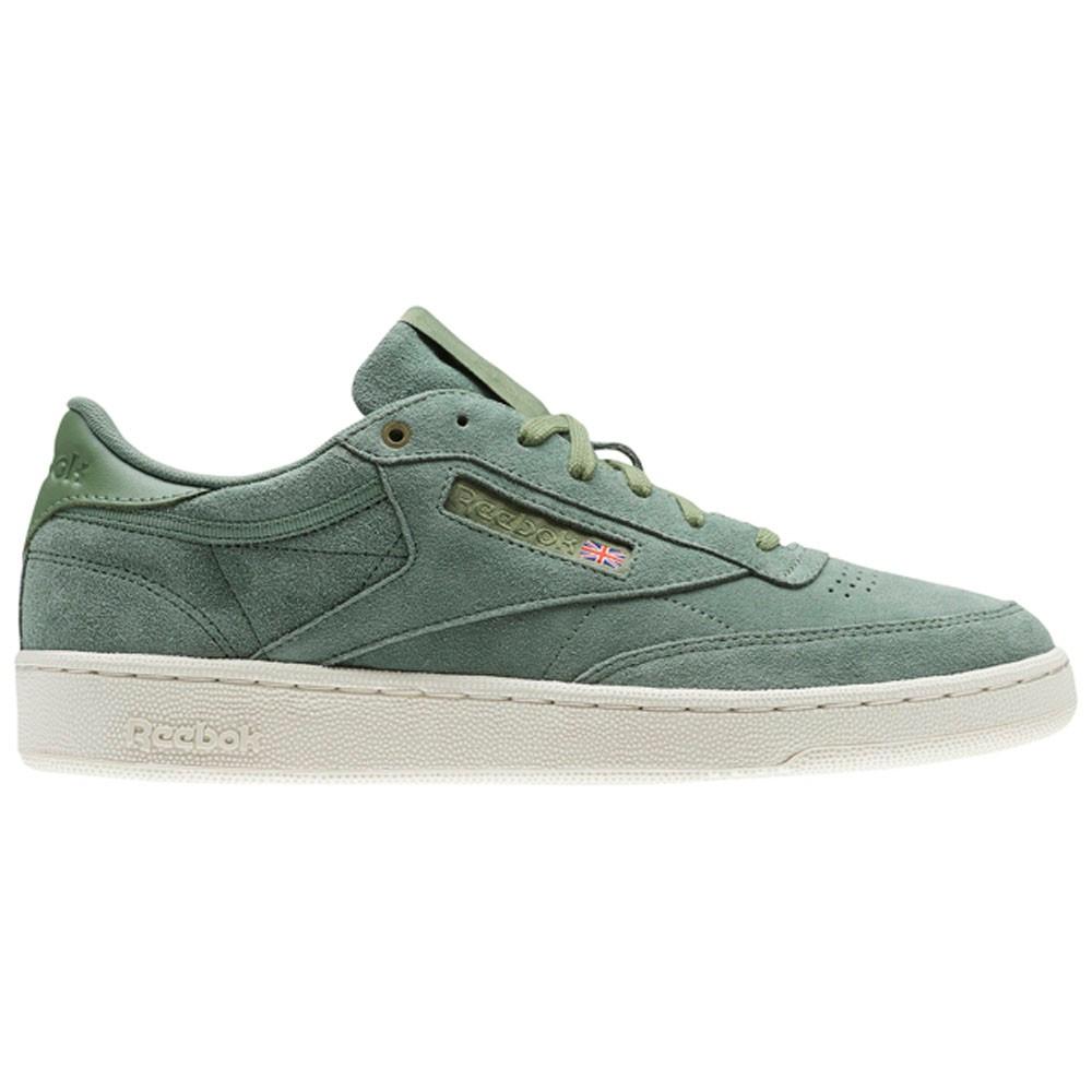 9f40b6eab6135 Reebok Club C 85 Mcc (MANILLA LIGHT CHALK) Men s Shoes CM9297