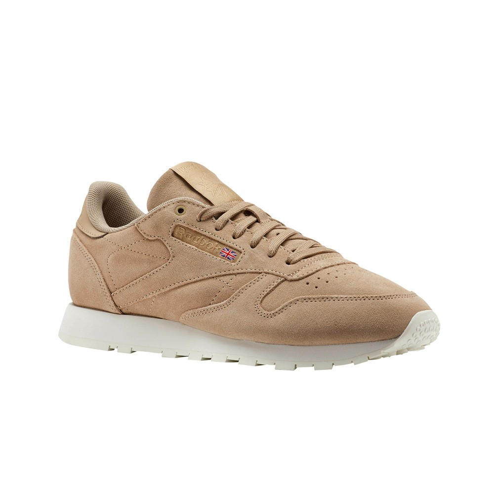 Details about Reebok Classic Leather X Montana Cans (DUCK SEASONCHALK) Men's Shoes CM9608
