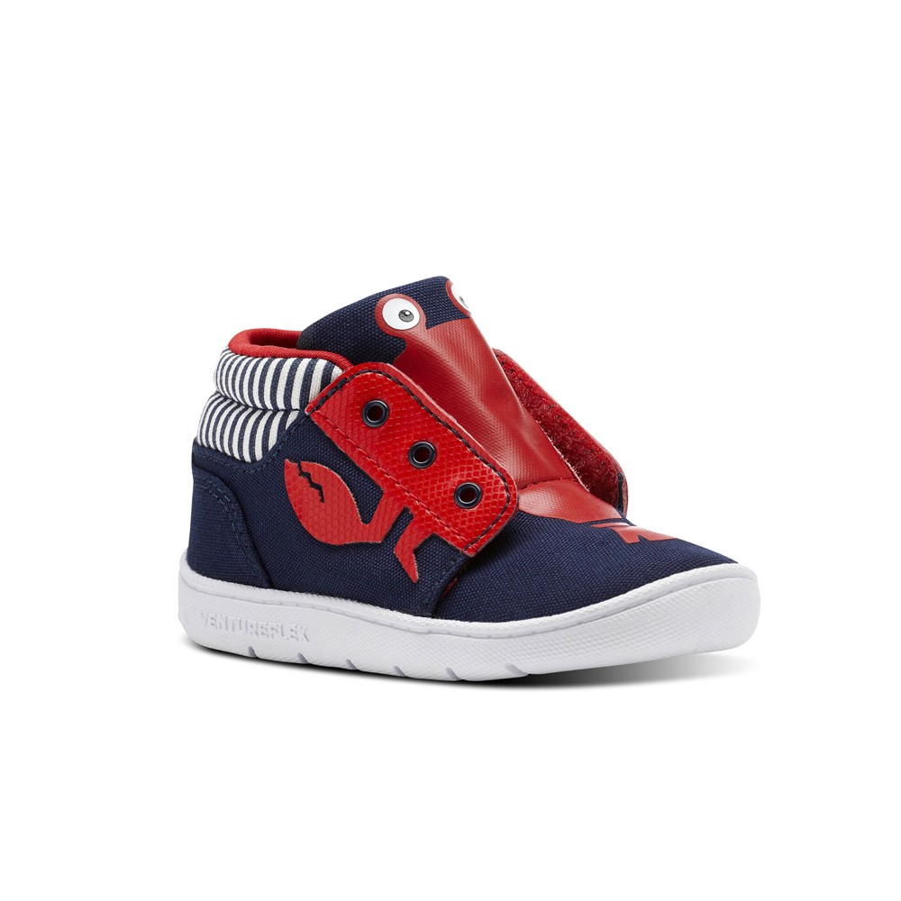 a277814763a Reebok Vf Chukka Critter Feet (COLLEGIATE NAVY PRIMAL RE) Toddler Shoes  CN0156