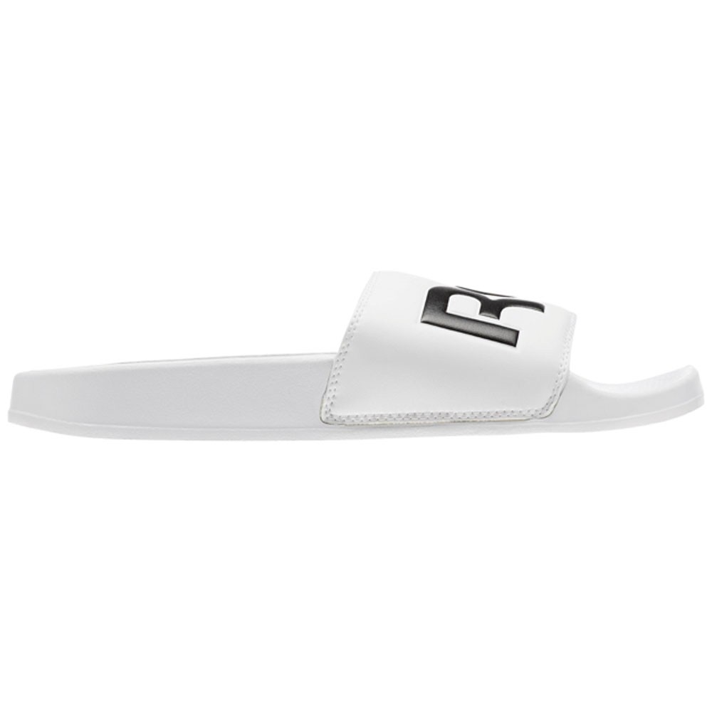 56d2474e439 Reebok Reebok Classic Slide (SPLT-WHITE BLACK) Unisex Shoes CN0736 ...