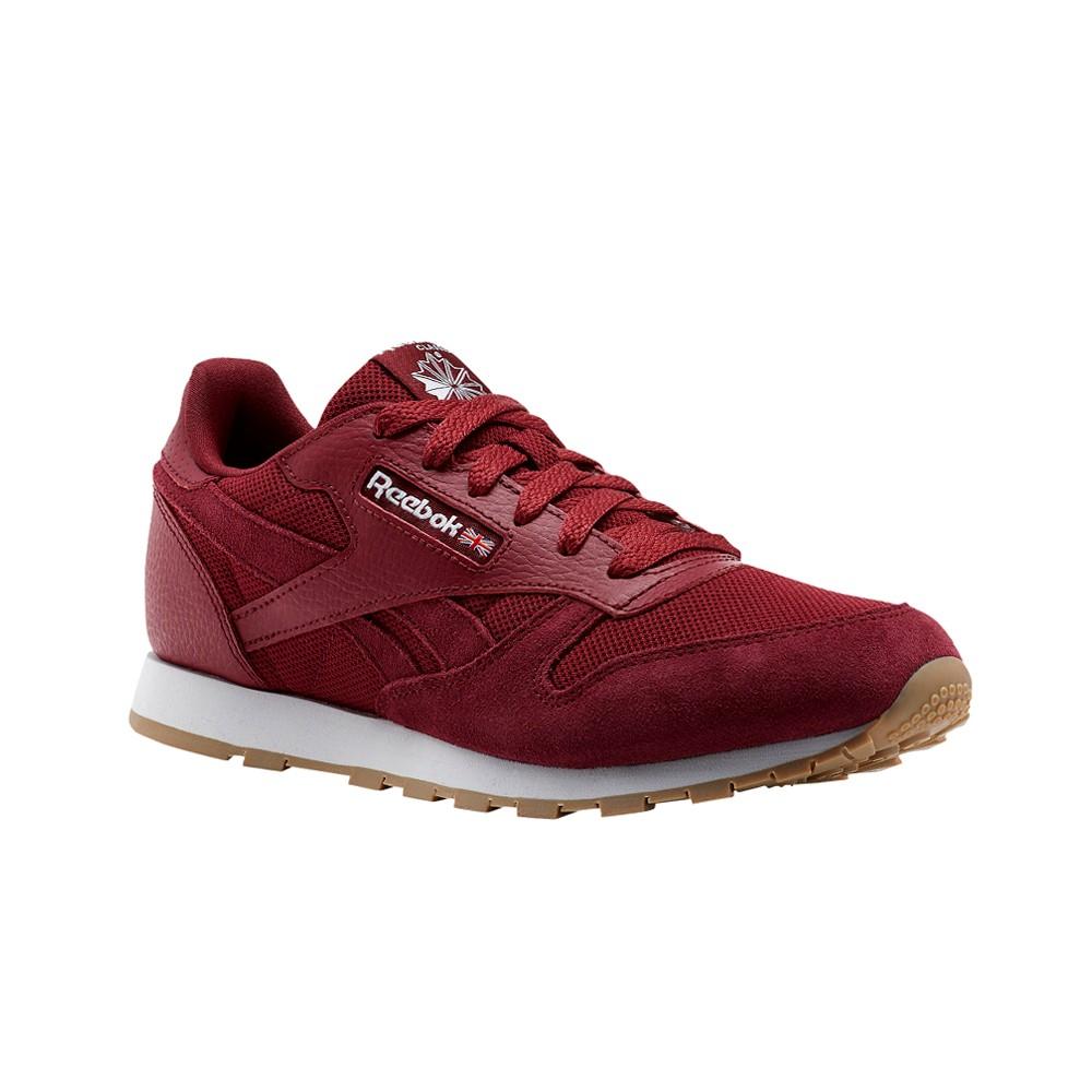 Details about Reebok Classic Leather Estl (URBAN MAROON WHITE) Grade School  Kids Shoes CN1134 61097daa5