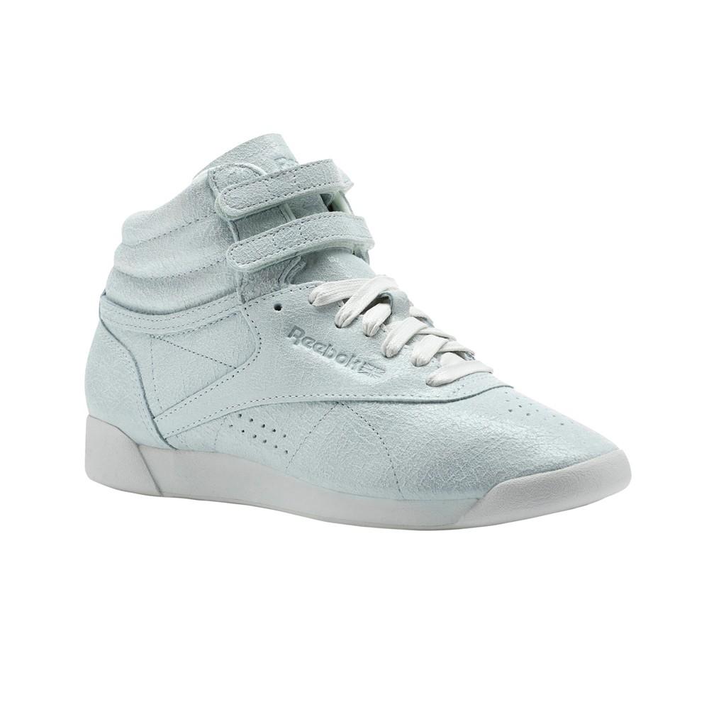 fae5dbb530e Reebok Freestyle Hi Fbt (OPAL OPAL) Women s Shoes CN1637