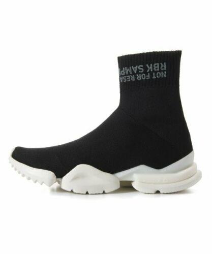 7cf14a60645d Reebok Sock Runner Print (Black Classic White) Men s Shoes CN4742