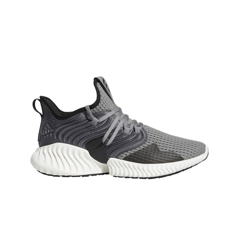 Details about Adidas Alphabounce Instinct CC (Grey HeatherCore Black) Men Shoes G27872