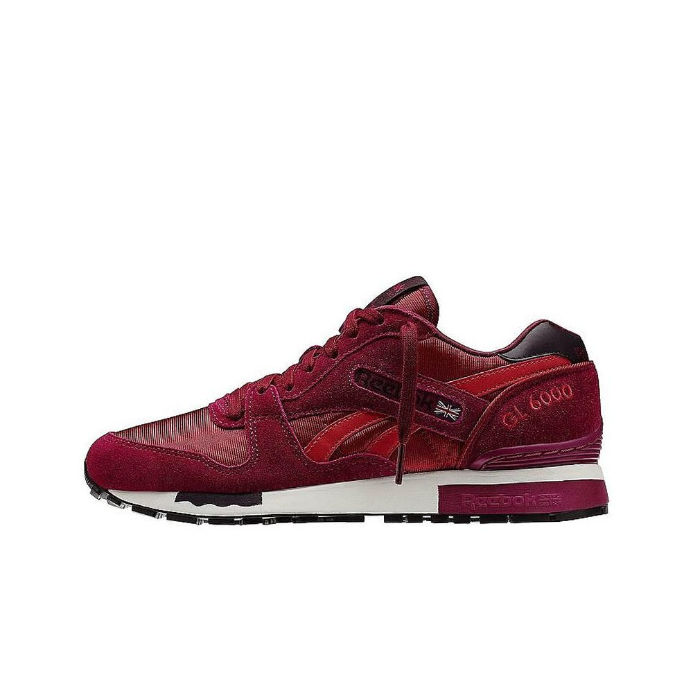 827d4547c36 Reebok GL 6000 Athletic (Berry Cranberry Magenta) Women s Shoes M42473