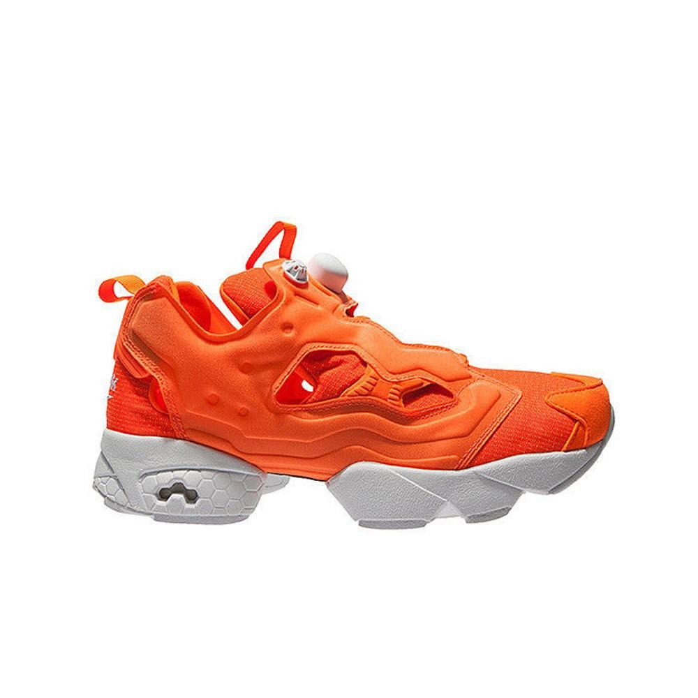 0f579a2b178f Reebok INSTAPUMP FURY TECH (SOLAR ORANGE WHITE) Men s Shoes M46319 ...
