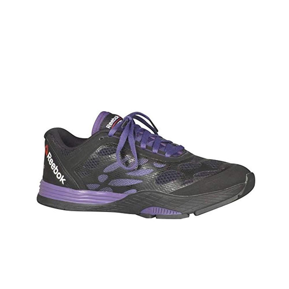 34dfc93716f Details about Reebok Les Mills Cardio Ultra (Black Gravel Sport Violet) Women s  Shoes M48933