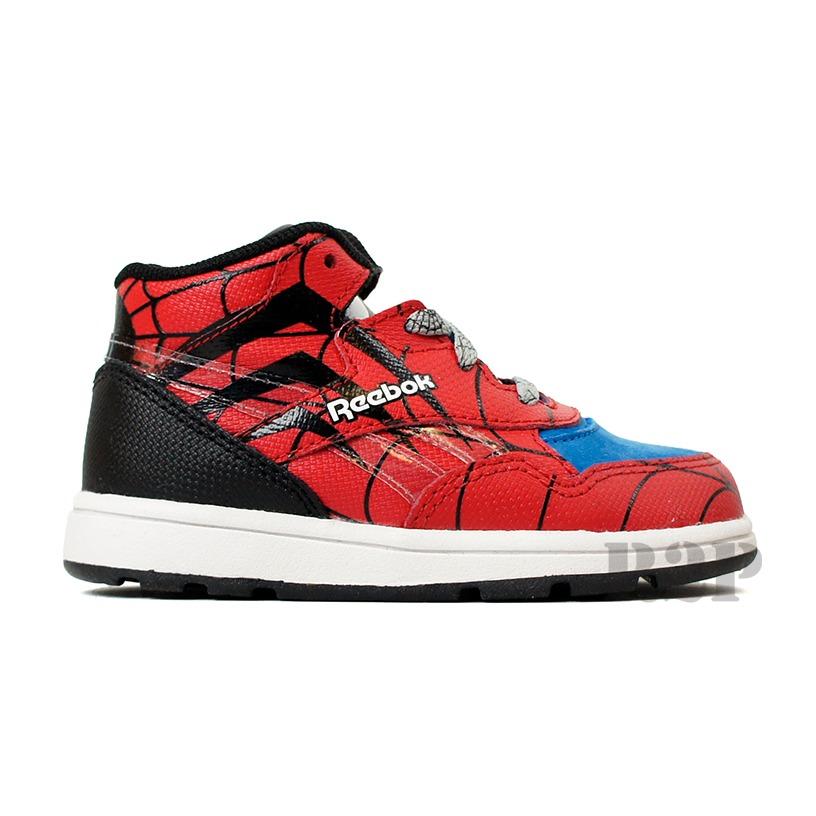 Reebok Reverse Jam Mid X Marvel Spider